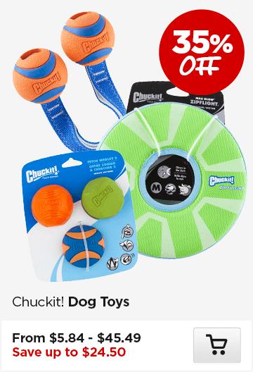 Chuckit Dog Toys Australia