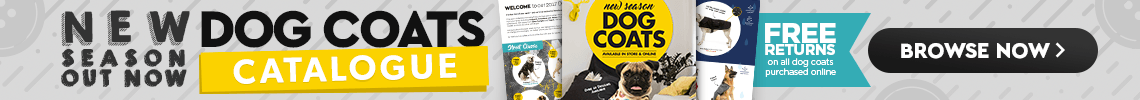 New Season Dog Coats - Interactive Booklet